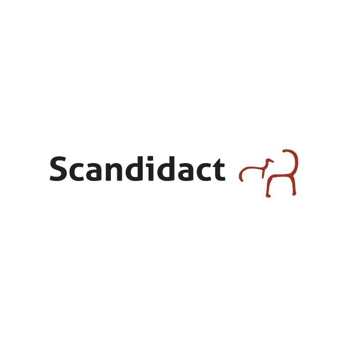 Porcelænsplader, hvide 5x5cm, pk á 10stk